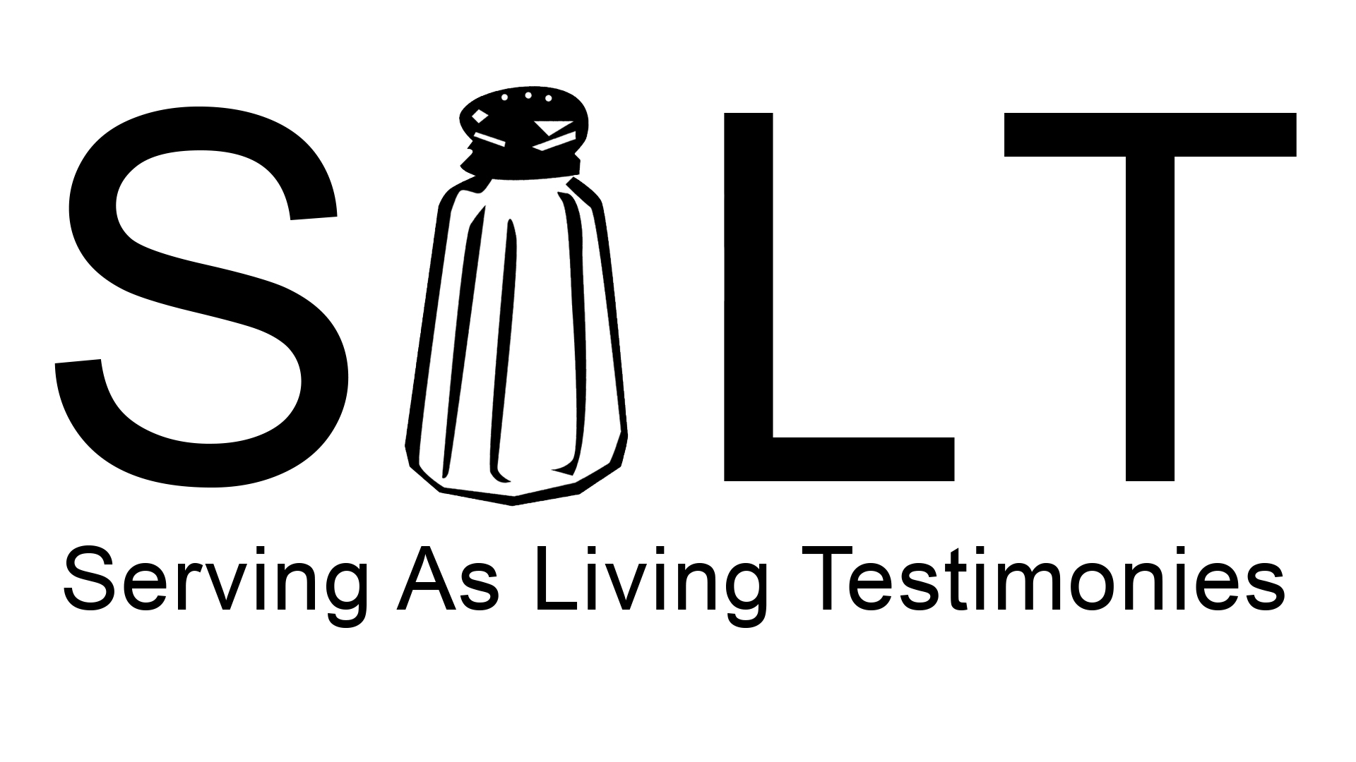 SALT_black logo
