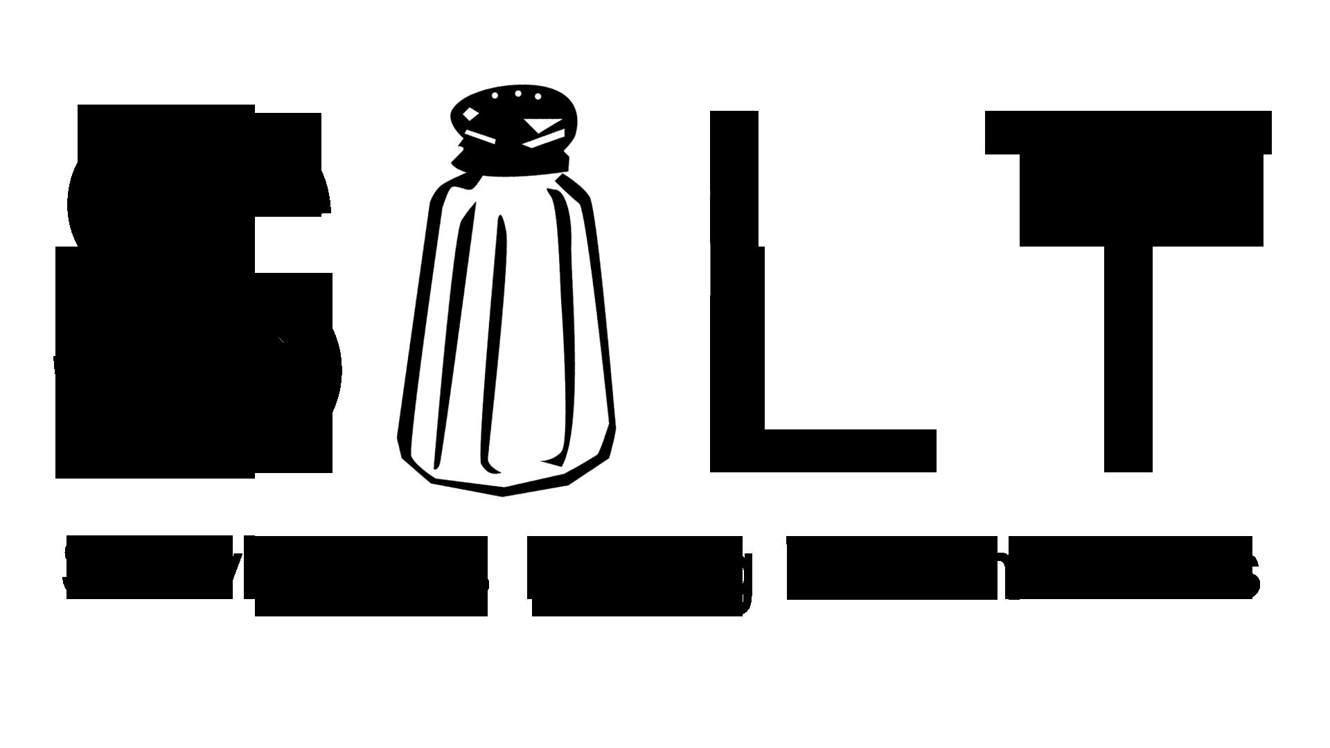 SALT_black logo