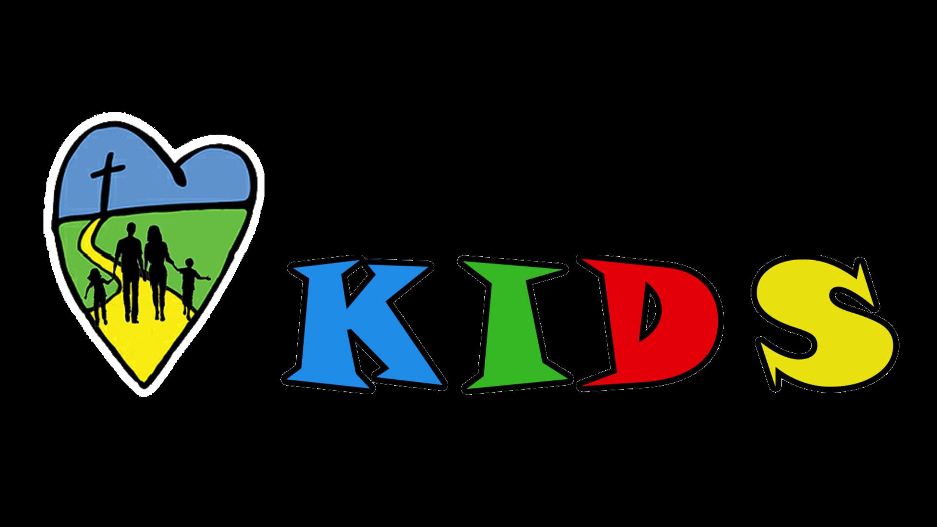 Long RCC Kids Logo Black